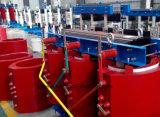 Type sec triphasé en résine bobine en fonte transformateur
