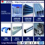 Structure en acier de fabrication en acier d'armature en acier