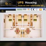 [لوو كست] منزل تضمينيّة أرضيّة وحيد/أسرة مستوي يعيش مع [3د] صورة