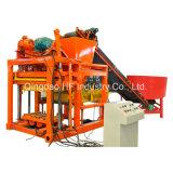 Qt4-25 기계 토양 벽돌 기계를 만드는 자동적인 소규모 콘크리트 블록
