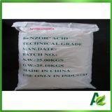 Benzoic Zuur van de Bewaarmiddelen van het voedsel met Bp USP