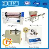 Fábrica profissional máquina pegajosa de selagem impressa da talhadeira Gl-210