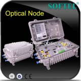 [Softel] Sortie 4 voies CATV Return Optical Receiver