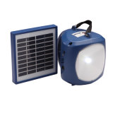 태양 에너지 LED 독서용 램프 손 심천에서 야영 손전등 테이블 책상 빛