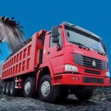 Sinotruk HOWO 10X6のダンプカートラック(ZZ3537N30D7A/NOW)の熱い販売