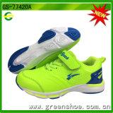 Estilo de marca Soft e alta qualidade Kids Sneakers Sapatos de desporto Sapatos infantis
