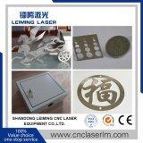 Machine de découpage en acier de laser de fibre Lm4020A avec la palette d'échange