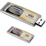 Movimentação do flash do USB da forma do carro com capacidade 1-64GB (PZM631)