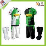 100% Poliéster Digital Sublimation Printing Jersey de futebol barato