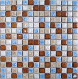 Mosaico redondo de la porcelana de la burbuja para la cocina