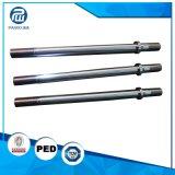 Geschmiedete maschinell bearbeitende Stahlpräzisions-lange Antriebsachse für industrielles Gerät