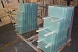 "1/8 ""5/32"" 3/16 ""1/4"" 5/16 3/8 '1/2 ""Clear Transparent Toughened Glass avec ce SGCC"