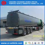 3 acoplado del depósito de gasolina del acoplado 42000L-55000L del tanque de petróleo del árbol 42000L para la venta