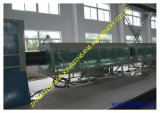 Chaîne de production de pipe de HDPE/PPR/PE extrudeuse de pipe/pipe préparant usine le PE siffler faire la machine d'extrusion de machine/pipe