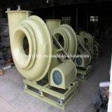 Ventilador de exaustão centrífuga industrial de fibra de vidro