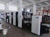 Automatischer gewölbter Kasten, der Maschine (GK-1200PC) sich faltet, klebend