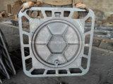 Tampas de câmara de visita Ductile do selo do dobro do ferro de molde para o caminho e o Foodway