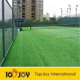 Fabricado en China el césped artificial para tenis (CG-2001)