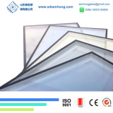 Abgetöntes Niedriges-e Doppelverglasung-dreifaches Isolierglas für Zwischenwand löschen