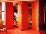 Paredes de divisória móveis acústicas para o hotel/restaurante