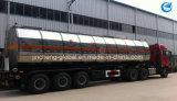 Acoplado vendedor caliente del depósito de gasolina de petróleo 2015 semi