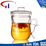 300ml doppel-wandiges hohes Borosicilate Glastee-Cup (CHT8605)