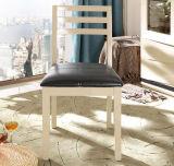 椅子(M-X2142)を食事する固体木の椅子