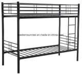 Black Kids Single Bunk Bed Bed Frame