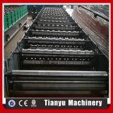 Le panneau de toiture de feuillard de certificat de la CE laminent à froid former la machine C20