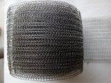 Rete metallica lavorata a maglia dell'acciaio inossidabile per il filtro dell'aria