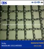 Schwarzer Stahl quetschverband Maschendraht/Galvano eingetauchten Eisen-Maschendraht
