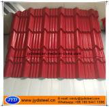 Mattonelle di tetto lustrate colore dell'acciaio/metallo/ferro