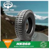 Hawkway Qualität RadialTubless LKW-Reifen 11r22.5 295/75r22.5 12r22.5