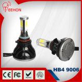 24*2W Hb4 9006 LED 헤드라이트 전구