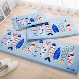 Moquette del pavimento stampata vendita calda delle coperte di zona della stuoia di portello