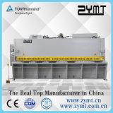 Hydraulische Guillotine-Maschine, hydraulische Guillotine-scherende Maschine, hydraulische Hyshearing Maschine CNC-