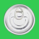 Couvercle de fin d'ouverture facile peut 209# 62,5 mm en aluminium Eoe peuvent couvrir