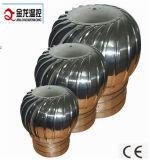 Dach eingehangener industrieller Absaugventilator