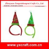 Toebehoren van het Haar van Kerstmis van de Decoratie van Kerstmis (zy14y320-1-2)