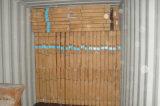 Meilleur vendez de la sécurité acier Fer couleur bois métal porte (W-S-145)