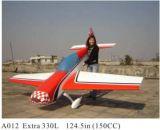 Het Vliegtuig van de balsa (Met gas)