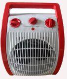 Aquecedor de sala de aparelhos domésticos aquecedor de ventilador elétrico com temporizador de 2 horas