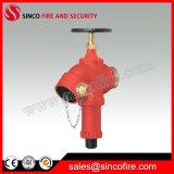 2,5-дюймовый BS336 пожарных гидрантов посадки клапана