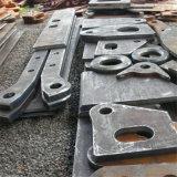 StahlPalte haltbare Stahlplatte der 6.0mm Stärken-Ar500