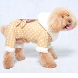Pantaloni caldi dell'animale domestico dei vestiti del cane sveglio