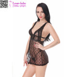 Taille Empire Mesh28045-1 Lingerie Lingerie Sexy L