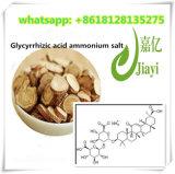 スキンケアのための原料のMonoammonium白いGlycyrrhizinateの粉53956-04-0