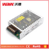 75W 5V 15A Schaltungs-Stromversorgung mit Kurzschluss-Schutz