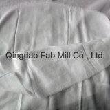 weicher Bambus 120GSM/organisches Baumwollgewebe (QF16-2698)