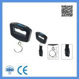 高品質50kg x 10gデジタルLCDの携帯用スケールハング旅行デジタル荷物のスケール